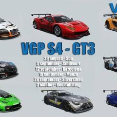 GT3 serie i Assetto Corsa på gång!