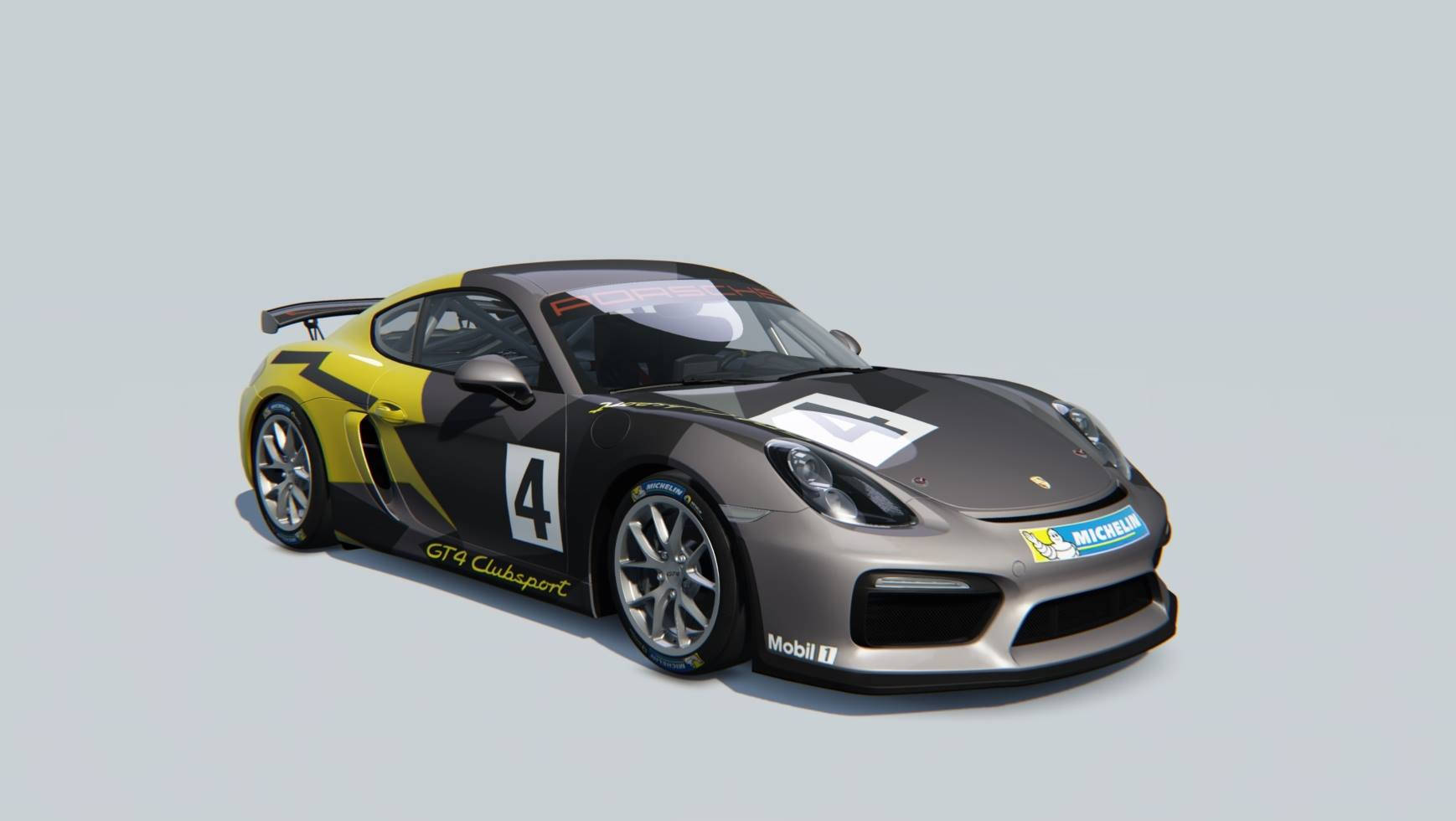 ny serie i ac porsche gt4 clubsport 7 nov 12 dec virtual grand prix. Black Bedroom Furniture Sets. Home Design Ideas