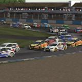 [rFactor 2] GIRL/VGP BTCC Cup Racehelg 2 – Donington