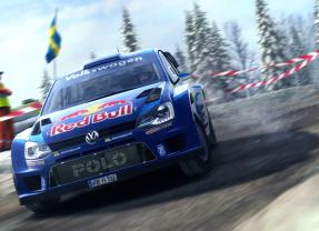 [DiRT Rally] VGP Cupen 2016 – Sweden 2-4 December