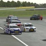 [rFactor 2] GIRL/VGP BTCC Cup Racehelg 3 – Thruxton