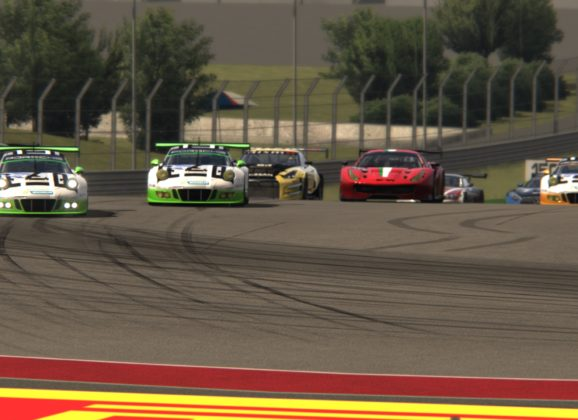 [AC] VGP AC 2018-S1 (GT3) – Circuit of The Americas