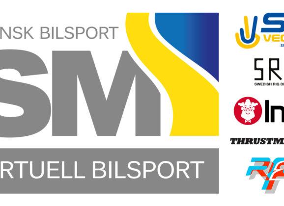 SM i Virtuell Bilsport på SM-veckan!