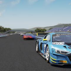 Testsäsong i Assetto Corsa Competizione